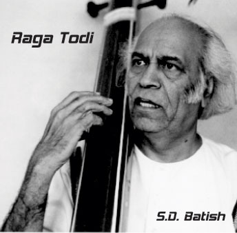 Raga Todi sung by Pandit Shiv Dayal Batish