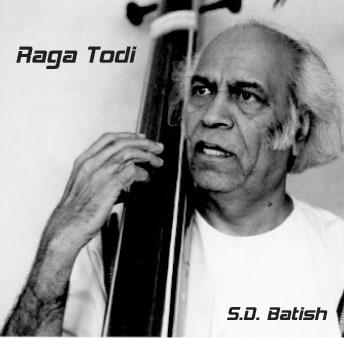 Raga Todi sung by Pandit Shiv Dayal Batish