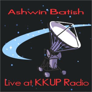 Ashwin Batish Live at KKUP radio. Featuring raga Kirvani on the sitar