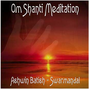 Om Shanti Meditation Ragas On Swarmandal