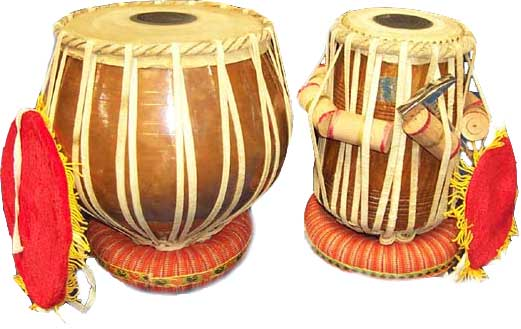 Musical Instruments of India. This image is copyrighted ©2003-2007 Batishs. Unauthorized use is prohibited.